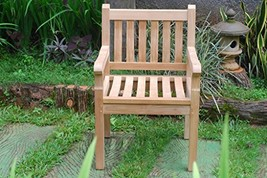 Windsor Teak Dining/Garden Armchair, Premium Grade A Teak,31 lbs, LIST $... - $425.00