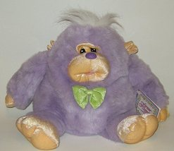 50% off! Forever Huggable Purple Plush New w Tag - $4.00