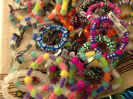 Optari glow in the dark spikey bracelets choice glow or not Popular tween image 1