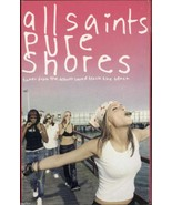 ALL SAINTS - PURE SHORES 1997 EU CASSINGLE CARD SLEEVE SLIP-CASE - $19.05