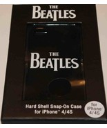 Audiology Beatles Hard Case for iPhone 4/4S - Slim Fit - New In Sealed P... - $7.94
