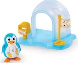 Digi Birds Penguin Toy with Igloo North - Interactive - Flaps, Sings, Dances NEW