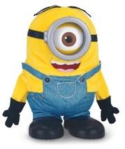 Despicable Me MINIONS MOVIE Tumbling Stuart Plush Animatronic Doll NEW I... - $34.94