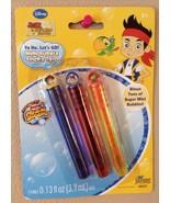Disney Jake & the Neverland Pirates Bubbles Yo Ho, Let's GO! Mini Stick ... - $5.94