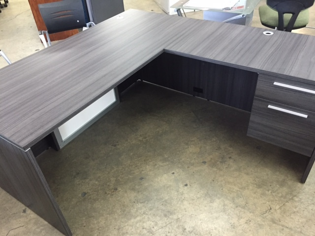 Sauder Lake Point L Desk Design Ideas