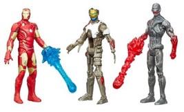 Marvel Avengers Age of Ultron IRON MAN vs. ULTON Action Figure Exclusive... - $17.94