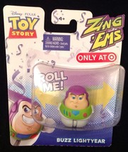TOY STORY ZING 'EMS *BUZZ LIGHTYEAR*  - ZINGING Party Favor! NEW IN PKG - $4.94