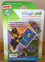 LeapFrog PAW PATROL Imagicard Learning Game for LeapPads and LeapFrog Epic - $24.94
