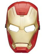 Marvel AVENGERS Age Of Ultron - IRON MAN VOICE CHANGER MASK - NEW - $24.94