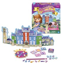 Sofia the First Royal Prep Academy Princess Board Game NEW Great PreScho... - $24.94