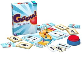 GOTCHA! Party Board Game - Make The Rules But Don't Get Caught Breaking ... - $17.94