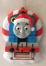 Thomas and Friends PEPPERMINT TUNNEL Christmas Ornament NEW -  Stocking ... - $9.94