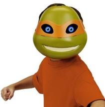 Teenage Mutant Ninja Turtles Michelangelo Electronic Mask- Light Up Eyes... - $21.94