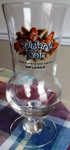 Hurricane Glass from Rainforest Cafe in Orlando - $4.79