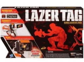 LAZER Tag SingleHasbro BLASTER PACK For iPhone & iPod Touch - New In Pkg - $21.94