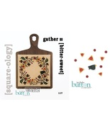 CLEARANCE Bittersweet Square-ology PLUS button pack cross stitch JABC  - $15.20