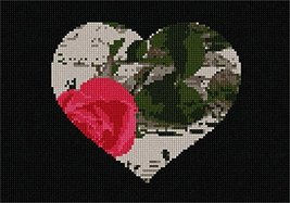 Heart Music Needlepoint Kit - $67.32