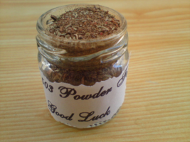 No 503 powder for good luck, fate, rituals tools, uncrossing, change you... - $19.99
