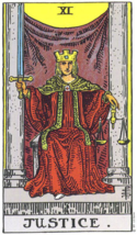 Justice Tarot Oil. For court cases, Kindness, fairness, good decisions - $24.99