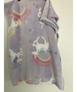 Glow in the Dark Unicorn Children Blanket   - $15.00