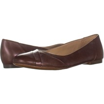 naturalizer Gilly Ballet Flats 821, Coffee Bean, 9 W US - $29.75