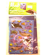 New Animal Planet Sea Life Sticker Scene Kit - $8.99