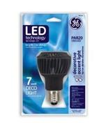 Light Bulb GE Par20 7 Watt LED 13+ Year Life Lamps & Lighting Jewelry Pa... - $29.80