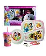 Disney Princess Mealtime Set - $29.80