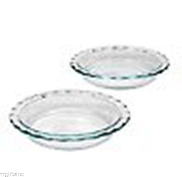 Dish Pyrex Deep Dish Pie Plates 2 Pk Serving and 16 similar items. S l1600  sc 1 st  Bonanza & Dish Pyrex Deep Dish Pie Plates 2 Pk Serving and 16 similar items