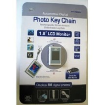 Photo Digital Key Chain LCD W\Light  Flashlight Safety Security Car Home - $16.48