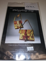 Phlipphlap Bag Pattern, Design & Planning Co., (Q762) - $1.50