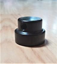 ROUND/TURRET Mini Snare Drum Lug (QTY: 1 * Machined Steel * BLACK) - VER... - $6.99