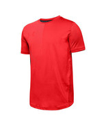 UA MK-1 Boys Short Sleeve Shirt,  Martian Red - 646, YXL - $12.86