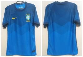 Jersey / Shirt Brazil 2020-2021 Player / Match Version - Nike - $200.00