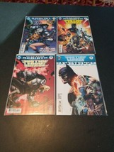 DC Comics 2018 DC Re;birth Justice League of America 8 issues 1-5 full run  - $9.90