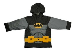 Western Chief Boys Batman Rain Coat Black - $22.99