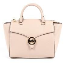 Michael Kors Womens Handbag VANNA 35T7GV3S3L BALLET - £302.50 GBP+