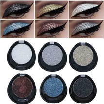 2018 Shimmer Shine Shadows Eye Palette New Makeup Waterproof Mineral Pow... - $3.99