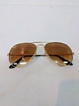 Ray-Ban Aviator Gradient Sunglasses - Gold / Brown (RB3025 001/51 58D14 2N) - $98.99