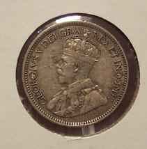 KM#14 1917-C Silver Newfoundland Dime #0043 - $10.99