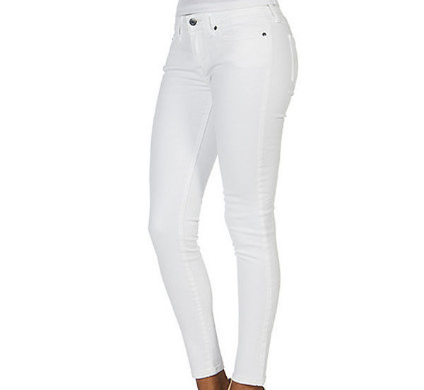 Levi's 535 Women's Super Skinny Jeans Leggings Cream 119970146 NEW /W DEFECT
