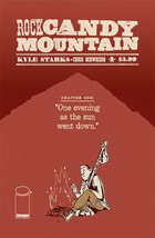 ROCK MOUNTAIN CANDY #1 IMAGE COMICS   EST REL DATE  04/05/2017 - $3.99