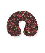 Red Rose With Thorns Travel Neck Pillow - $28.99 CAD+