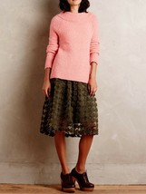 Anthropologie Boucle Mockneck Pullover by Moth Sz S - NWT - $49.99