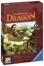 In the Year of the Dragon - New 10th Anniversary Edition - Board Game - New - $37.60