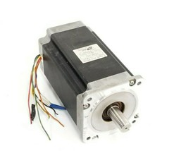 APPLIED MOTION PRODUCTS HT34-487 STEP MOTOR 2PH. 1.8 DEG. STEP 3.28VDC 6.3-9.1A