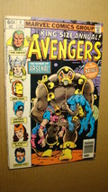 AVENGERS KING-SIZE ANNUAL 9 *SOLID* VS ARSENAL VISION BEAST HAWKEYE - $8.00