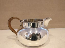 19th century silver plated jug superb quality - $51.30
