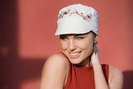 Mirna –  Summer Chemo Hat for Women, Soft Sun Hats for Hair Loss, Summer... - $38.00
