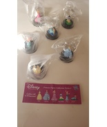 Disney Princess Mini Dome Figure series 2 set of 6 - $49.99